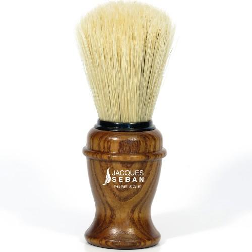 Blaireau de rasage professionnel poils synthétiques JACQUES SEBAN