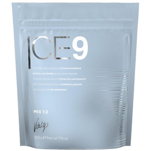 Ice 9 Extrème Blonde Poudre Sachet Recharge