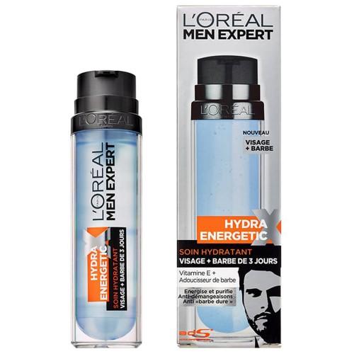 Soin hydratant MEN EXPERT  offert pour 2 produits hommes l'oréal achetés