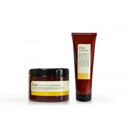 Masque Cheveux secs - Dry Hair