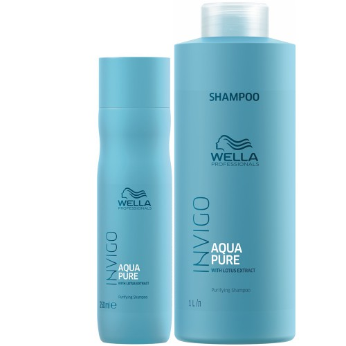 Aqua Pure Balance Shampoing purifiant