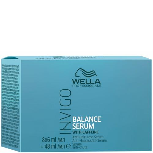 Balance Sérum anti-chute (1 boîte de 8 ampoules)