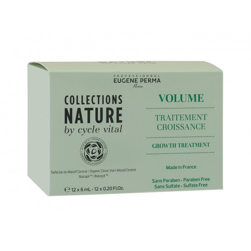 Collections Nature By Cycle Vital Traitement Croissance 12 x 6 ml