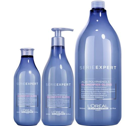 Serie Expert Blondifier Gloss Shampoing