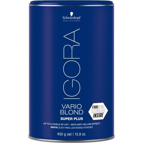 Igora Vario Blond Extra Power Poudre Blanche