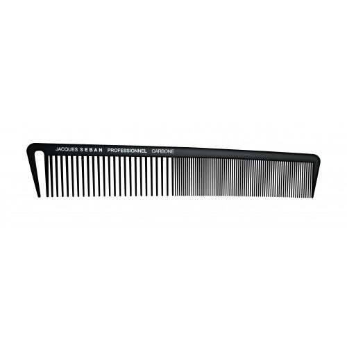 Peigne de coupe carbone 18,3 cm