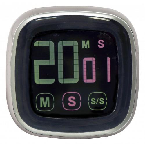 Minuteur Numérique magnétique écran tactile