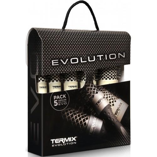 Brosse Evolution Soft Pack de 5