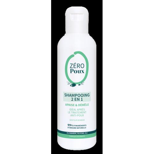 Zéro Poux Shampoing