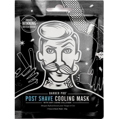 Masque de soin rafraichissant après rasage