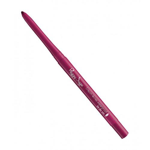 Crayon lèvres waterproof lie de vin 131068