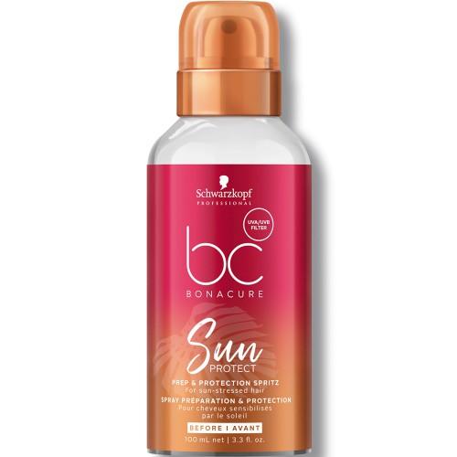 Bc Sun Protect Masque 2 en 1 avant après soleil