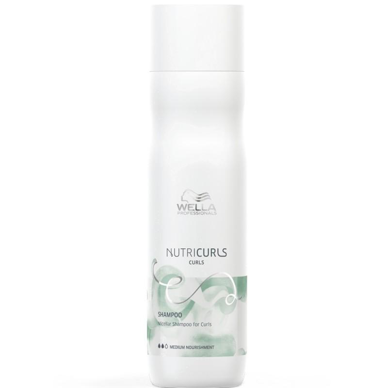 Nutri Curls Shampoo Micellaire
