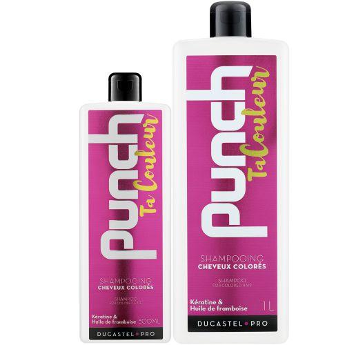 Shampoing Punch Ta Couleur Cheveux Colorés