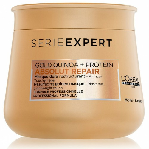 Serie Expert Absolut Repair Gold Masque Doré Restructurant