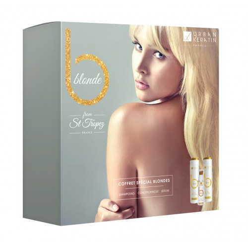 Urban Blonde From St Tropez Coffret