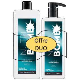 Masque + Shampoing Offert Nutri Bomb Cheveux Secs
