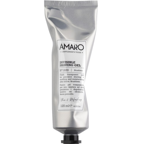Gel de Rasage Invisible  Amaro