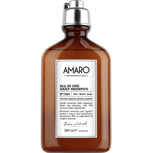 Shampoing Usage Fréquent Amaro