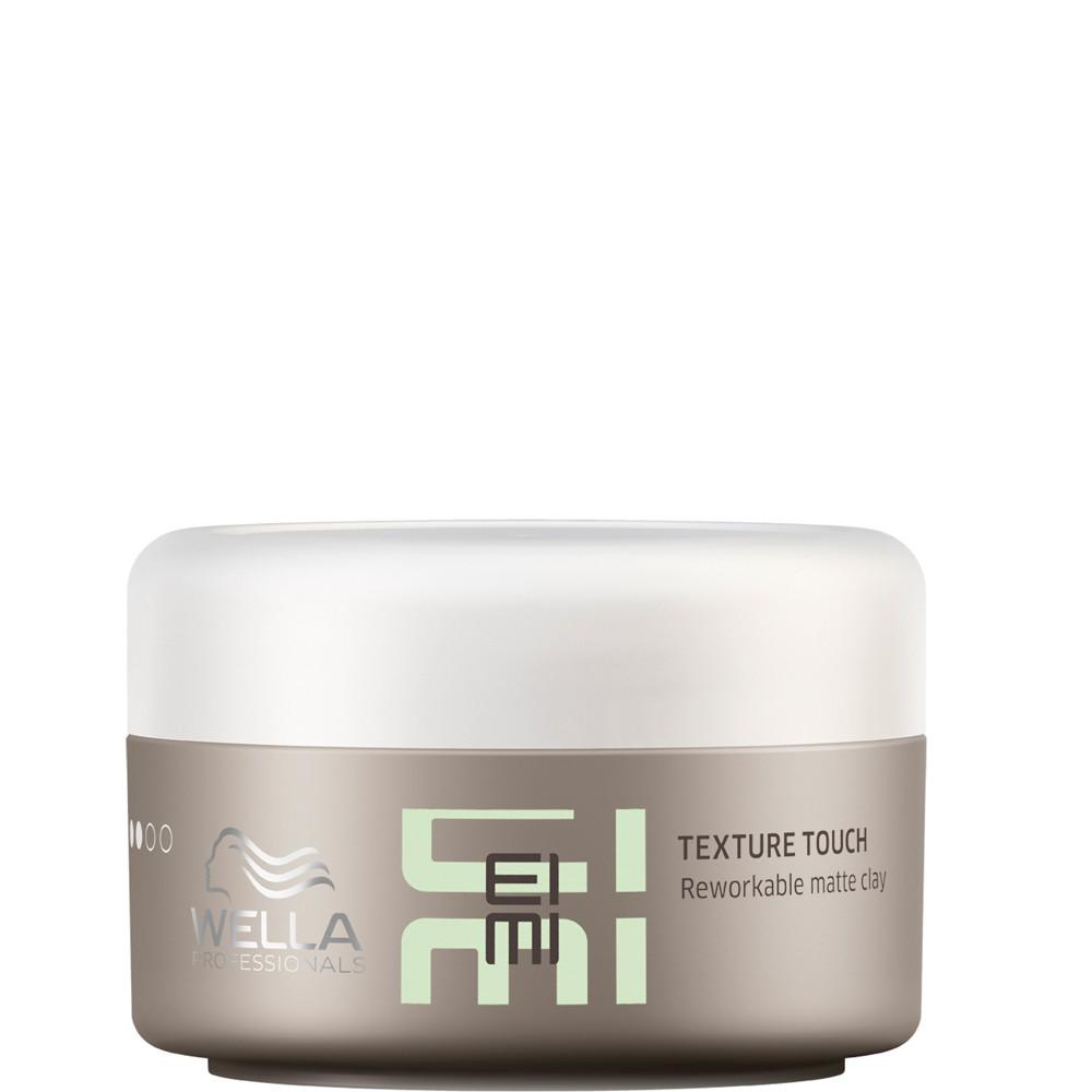 Texture Touch - Argile effet mat Eimi Wella - Chronocoif.com