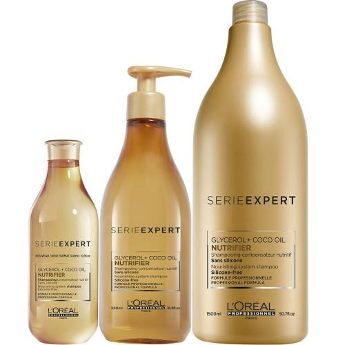 Serie Expert Nutrifier Shampoing