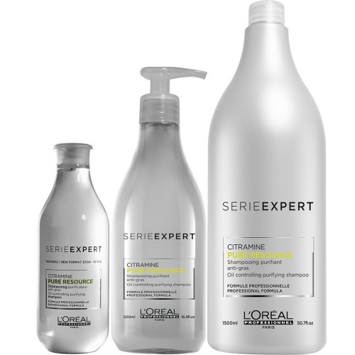 Serie Expert Pure Ressource Shampoing