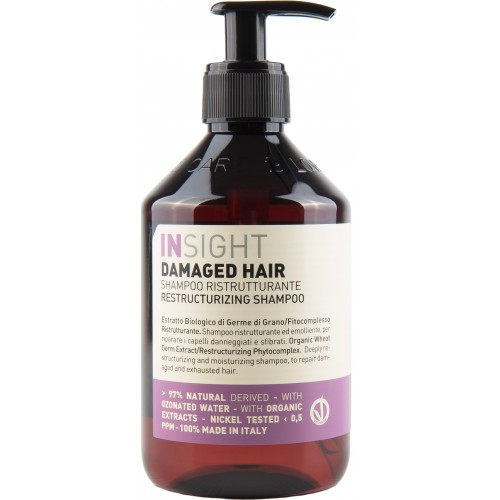 Shampoing Cheveux Abimés - Damaged Hair