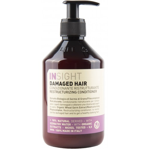 Conditioner Cheveux Abimés - Damaged Hair
