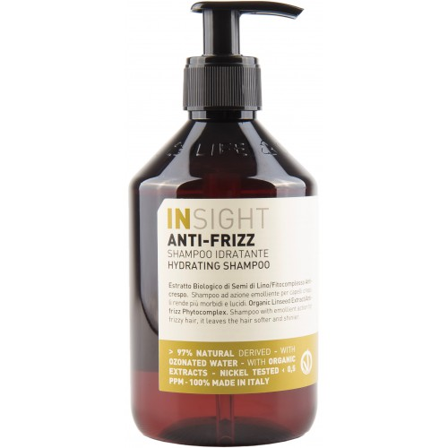 Shampoing Anti-Frisottis - Anti-Frizz