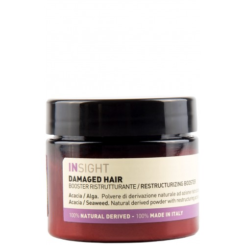 Booster restructurant Cheveux Abimés - Damaged Hair