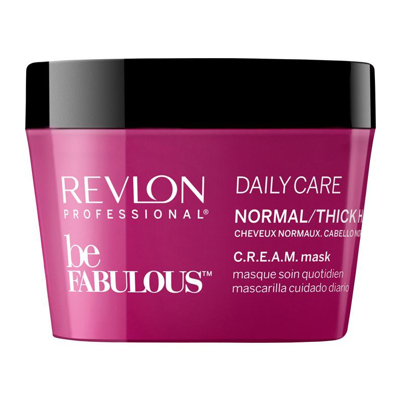 Masque Cheveux Normaux Be Fabulous