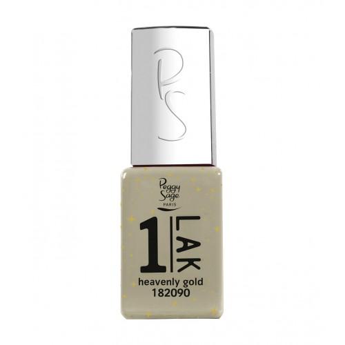 Vernis semi-permanent 1-LAK Heavenly gold 182090
