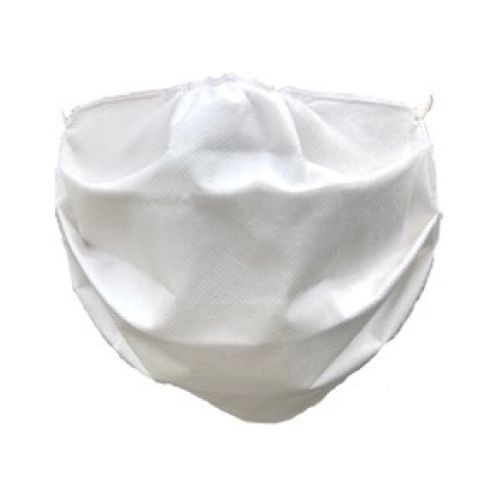 Masques En Tissu 3 Plis Lavable Réutilisable