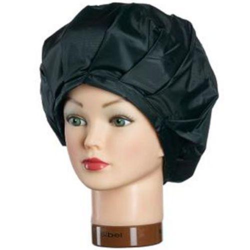 Bonnet Permanente Plasti-Cap Velcro Noir