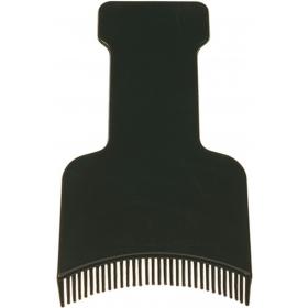 Palette à Mèches Noire Avec Dents